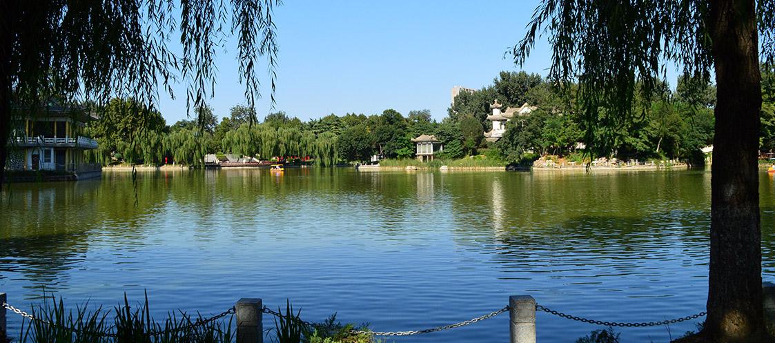 石家庄市裕西公园
