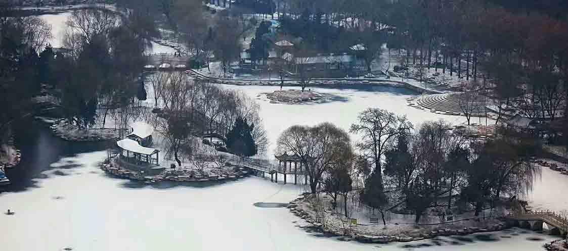 石家庄市长安公园